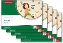 Cover-Bild zu Mein Anoki-Übungsheft. Lesen 1. Heft B. Übungsheft im 5er-Paket Klasse 1