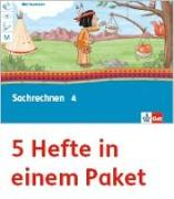 Cover-Bild zu Mein Anoki-Übungsheft. Sachrechnen. Arbeitsheft Klasse 4 (5-er Paket)