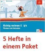 Cover-Bild zu Mein Anoki-Übungsheft. Richtig rechnen E. Fördern und Inklusion. Arbeitsheft Klasse 3 (5-er Paket)