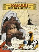Cover-Bild zu Derib, Claude: Yakari und der Grizzli