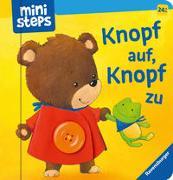 Cover-Bild zu Knopf auf! Knopf zu! von Grimm, Sandra
