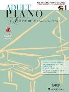 Cover-Bild zu Adult Piano Adventures All-In-One Lesson Book 1: Book with CD, DVD and Online Support [With 2 CDs] von Faber, Nancy (Komponist)