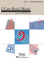 Cover-Bild zu I Can Read Music, Book 1: Beginning Reading von Faber, Nancy