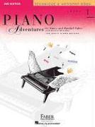 Cover-Bild zu Level 1 - Technique & Artistry Book: Piano Adventures von Faber, Nancy (Komponist)