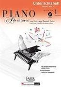 Cover-Bild zu PIANO ADVENTURES UNTERRICHTSHEFT 4 MIT C von FABER, NANCY