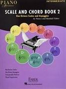 Cover-Bild zu Piano Adventures Scale and Chord Book 2 von Faber, Nancy