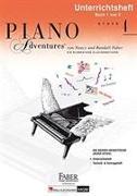 Cover-Bild zu PIANO ADVENTURES UNTERRICHTSHEFT 4 von FABER, NANCY