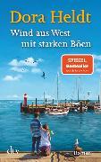 Cover-Bild zu Wind aus West mit starken Böen von Heldt, Dora