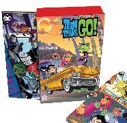 Cover-Bild zu Fisch, Sholly: Teen Titans Go! vs. Teen Titans Go! Box Set