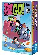 Cover-Bild zu Fisch, Sholly: Teen Titans Go! Box Set