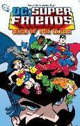 Cover-Bild zu Fisch, Sholly: Super Friends Vol. 3: Head of the Class