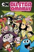 Cover-Bild zu Fisch, Sholly: Cartoon Network All-Star Omnibus