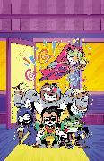 Cover-Bild zu Fisch, Sholly: Teen Titans GO! Vol. 5: Falling Stars