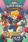 Cover-Bild zu Fisch, Sholly: Marvel Super Hero Adventures: Captain Marvel