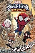 Cover-Bild zu Fisch, Sholly: Marvel Super Hero Adventures: Spider-Man