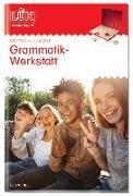 Cover-Bild zu LÜK. Grammatikwerkstatt 6. Klasse