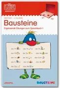 Cover-Bild zu LÜK. Deutsch. 2. Klasse. - Teil 1: Bausteine - Ergänzende Übungen zum Sprachbuch, Teil 1
