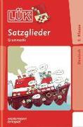 Cover-Bild zu LÜK. Grammatik für die Grundschule. Satzglieder ab Klasse 3
