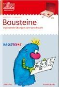 Cover-Bild zu LÜK. Deutsch. 4. Klasse. Bausteine - Ergänzende Übungen zum Sprachbuch (Doppelband) von Gwiasda, Antonia