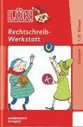 Cover-Bild zu LÜK Rechtschreibwerkstatt 1. / 2. Klasse von Müller, Heiner