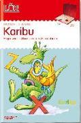 Cover-Bild zu LÜK. Karibu - 2. Klasse. Ergänzende Übungen zum Sprachbuch