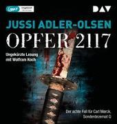 Cover-Bild zu Adler-Olsen, Jussi: Opfer 2117. Der achte Fall für Carl Mørck, Sonderdezernat Q