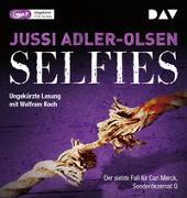 Cover-Bild zu Adler-Olsen, Jussi: Selfies. Der siebte Fall für Carl Mørck, Sonderdezernat Q