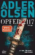 Cover-Bild zu Adler-Olsen, Jussi: Opfer 2117