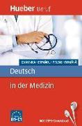 Cover-Bild zu Berufssprachführer. Deutsch in der Medizin von Hagner, Valeska