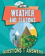 Cover-Bild zu Dickmann, Nancy: Weather and Seasons