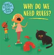 Cover-Bild zu Dickmann, Nancy: Why do we need rules?