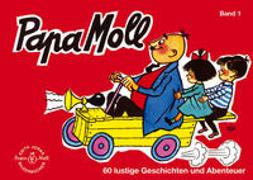 Cover-Bild zu Papa Moll Band 1, rot von Oppenheim, Rachela + Roy