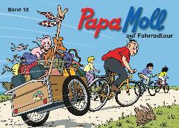 Cover-Bild zu Papa Moll auf Fahrradtour (eBook) von Schroff, Raphael Volery
