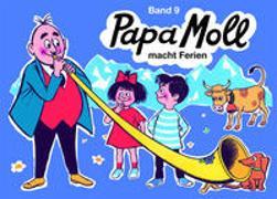 Cover-Bild zu Papa Moll macht Ferien von Strebel, Guido