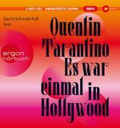 Cover-Bild zu Tarantino, Quentin: Es war einmal in Hollywood