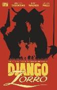Cover-Bild zu Quentin Tarantino: Django / Zorro