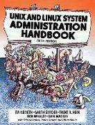Cover-Bild zu Unix and Linux System Administration Handbook von Hein, Trent R.