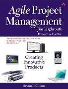 Cover-Bild zu Agile Project Management von Highsmith, Jim Robert