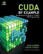 Cover-Bild zu CUDA by Example von Sanders, Jason