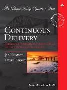 Cover-Bild zu Continuous Delivery von Humble, Jez