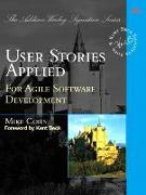 Cover-Bild zu User Stories Applied von Cohn, Mike