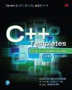 Cover-Bild zu C++ Templates von Gregor, DougLas