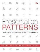 Cover-Bild zu Presentation Patterns von FORD, NEAL