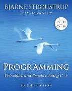Cover-Bild zu Programming von Stroustrup, Bjarne