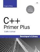 Cover-Bild zu C++ Primer Plus von Prata, Stephen