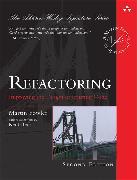 Cover-Bild zu Refactoring von Fowler, Martin