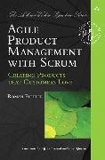 Cover-Bild zu Agile Product Management with Scrum von Pichler, Roman
