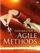 Cover-Bild zu Introduction to Agile Methods von Ashmore, Sondra