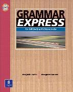 Cover-Bild zu Grammar Express American English Edition Book with Answer Key von Fuchs, Marjorie