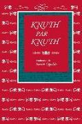 Cover-Bild zu Knuth par Knuth von Knuth, Donald E.